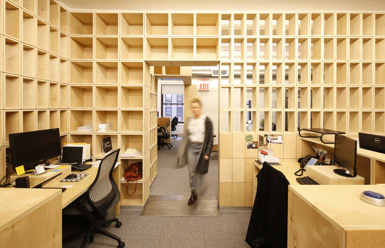 Office > Entropy; New York, NY / Taylor and Miller Architecture and Design. Image © Studio Dubuisson