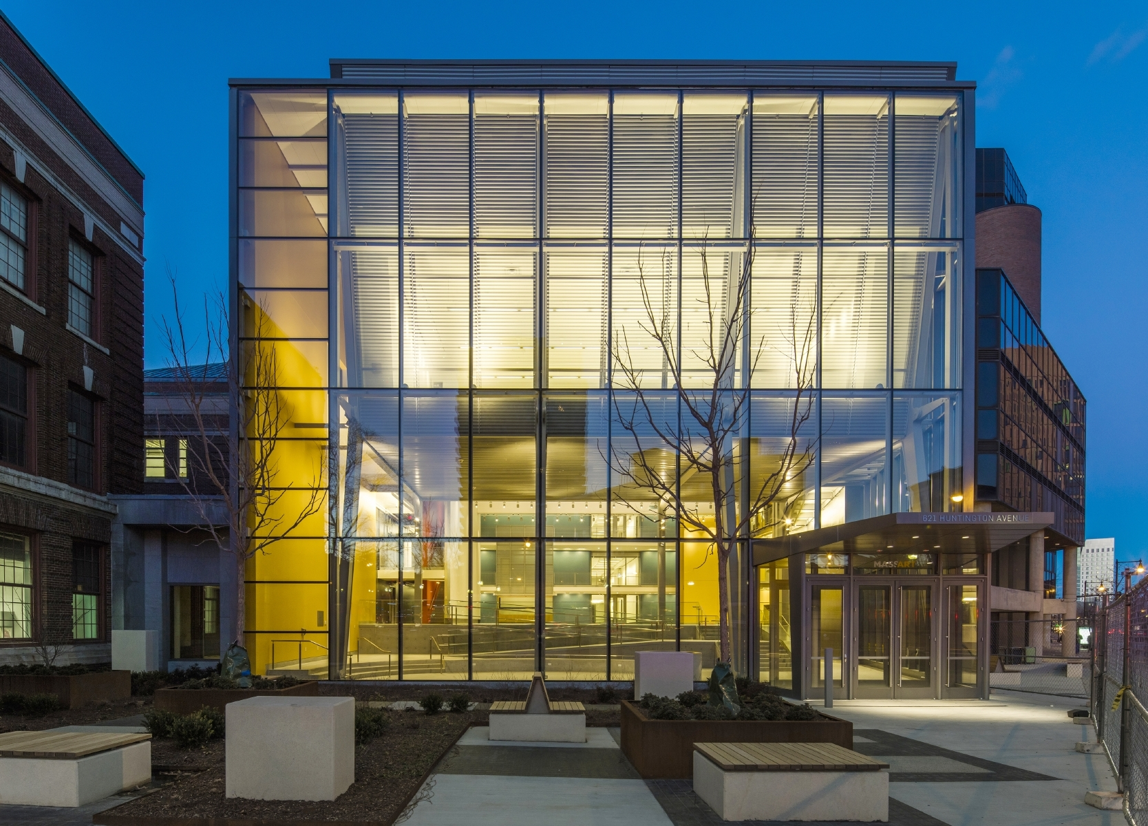 Gallery Of Massachusetts College Of Art And Design