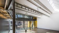 Massachusetts College of Art and Design / Ennead Architects