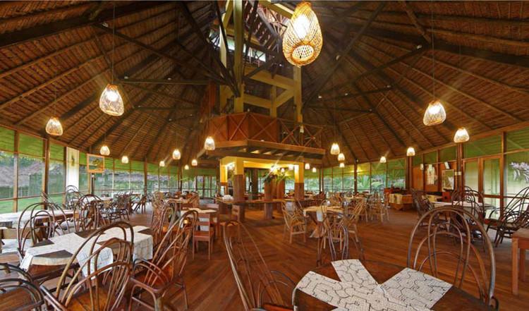 Amazon Rainforest Resort. Arq. Jorge Burga. Image Cortesía de Jorge Burga
