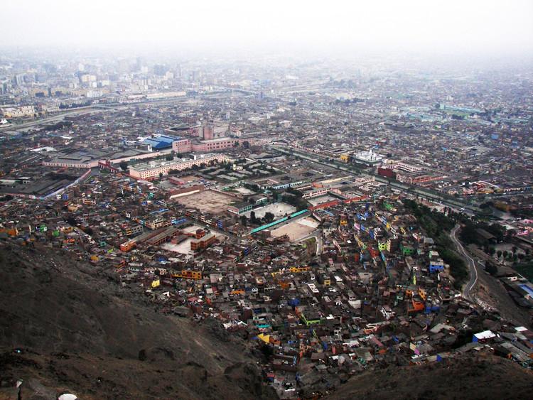 Distrito de Rímac, Lima. Image © Iñaki Romero