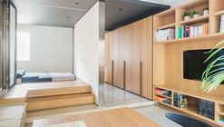 The Folded Apartment / More Design Office