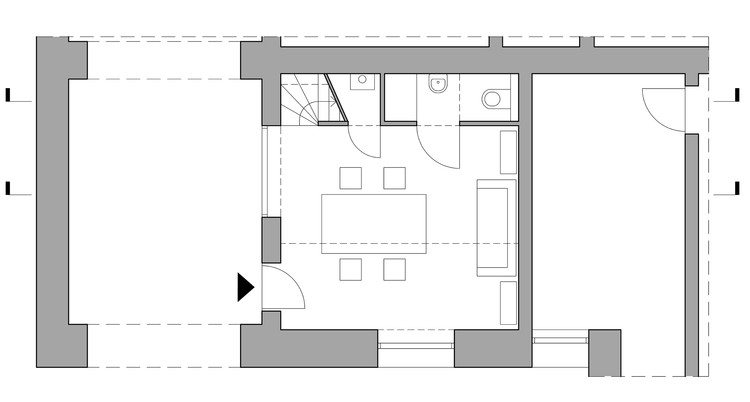 First Floor Plan New