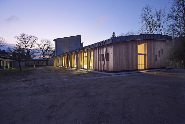 Extension of the Biotechnical Faculty / CBD Contemporary Building Design, © Damjan Švarc