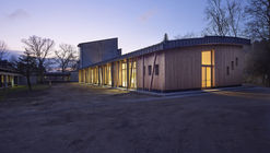 Extension of the Biotechnical Faculty / CBD Contemporary Building Design