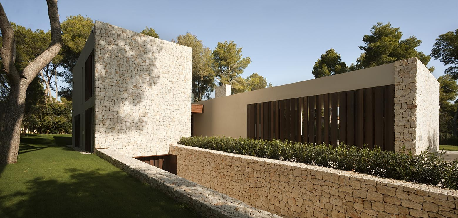 El Bosque House / Ramon Esteve
