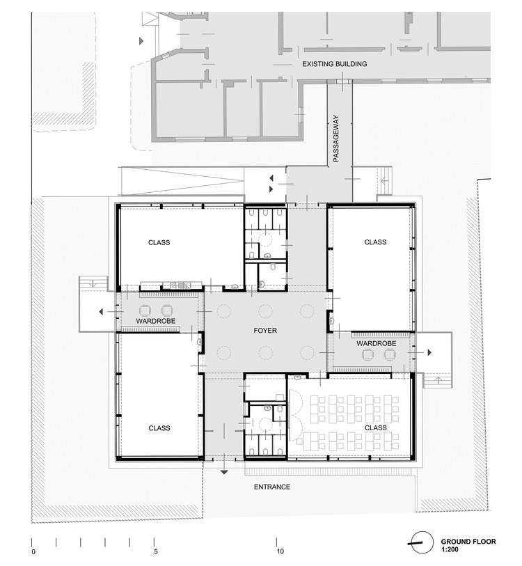 Elementary School Baslergasse Kirsch Architecture