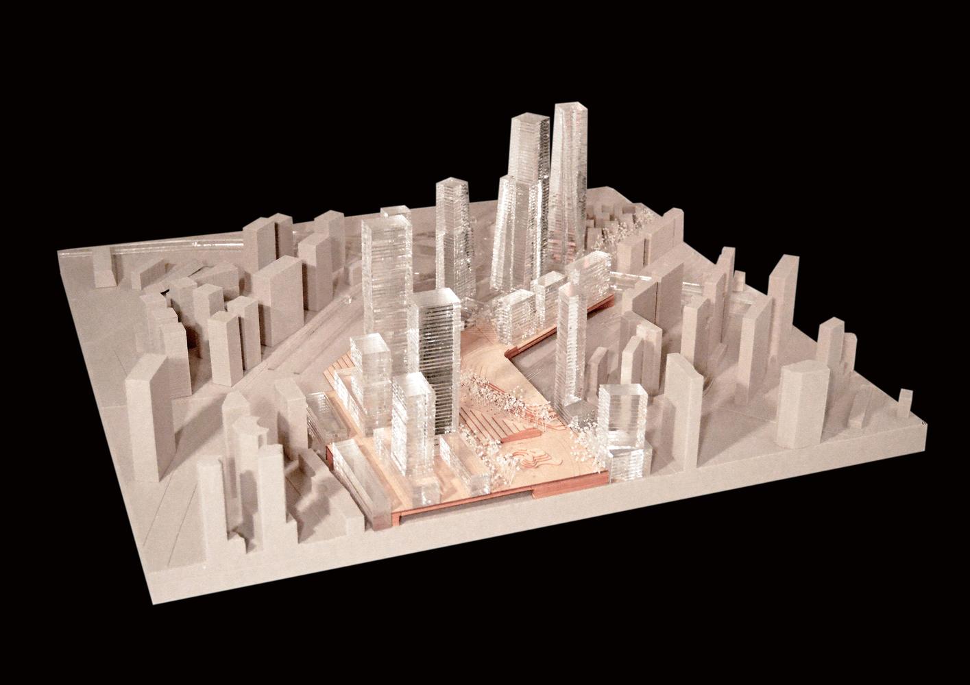 gallery of harvard gsd students win international urban design