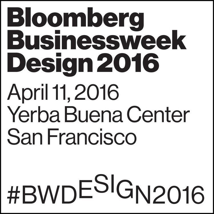Event: Bloomberg Businessweek Design Conference 2016