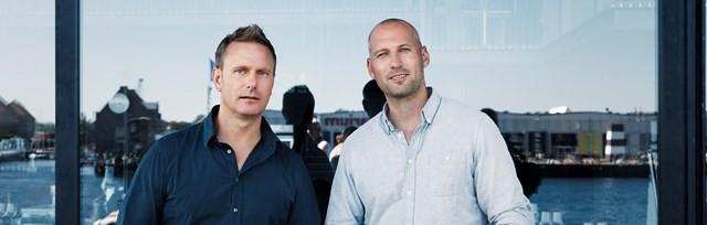 Boris Brorman Jensen y Kristoffer Lindhardt Weiss curarán el Pabellón danés de la Bienal de Venecia 2016, Curadores del pabellón danés en la Bienal de Venecia 2016. Imagen © Stamers Kontor