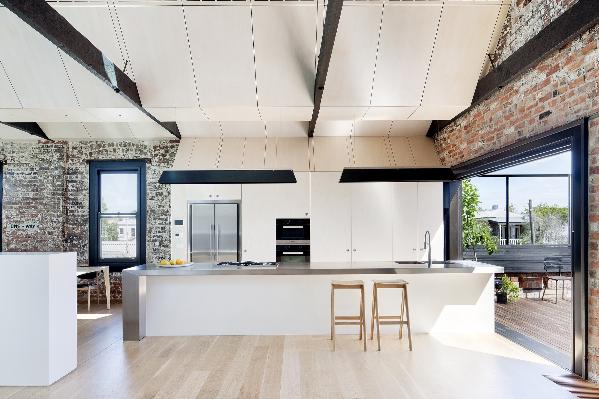 Gallery Of Converted Warehouse In Fitzroy Andrew Simpson