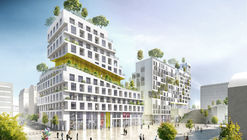 SeARCH Wins Housing Block Competition in Paris