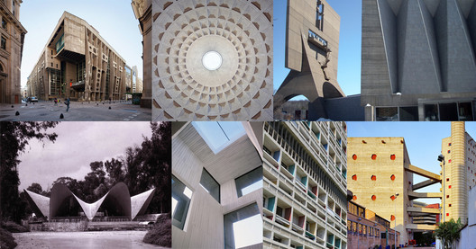 The Guardian's Rowan Moore Names 10 Best Concrete Buildings