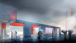 Designs Unveiled for Two New Moscow Metro Stations