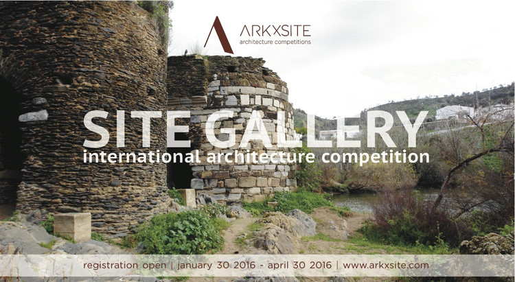 Call for Entries: The Site Gallery Design