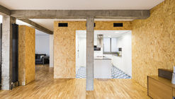Cadam: Apartment Renovation For a Musician / DTR_studio arquitectos