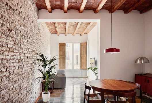 Flat Renovation in the Eixample of Barcelona / M2arquitectura, © José Hevia Blach