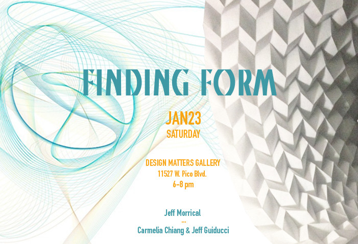 Exhibition: Finding Form