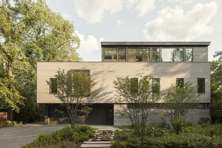 Casa Cambridge / Anmahian Winton Architects. Imagen © Jane Messinger