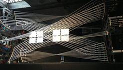 Gabriel Calatrava crea esta instalación interactiva para el 92Y Music Festival de Nueva York