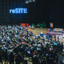 "reSITE 2016: 5th International Conference on a Hot Topic – ""Cities in Migration"" reSITE Conference, Prague, Forum Karlin. Photo Dorota Velek"