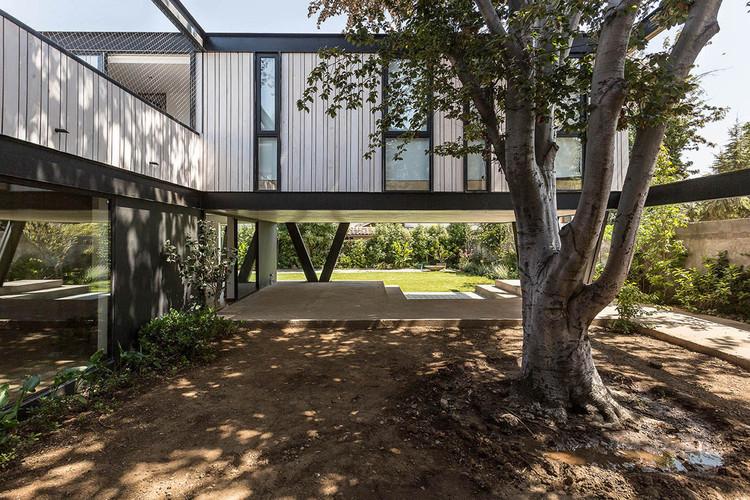 Casa LG10182  / Brugnoli Asociados Arquitectos, © Juan Durán Sierralta