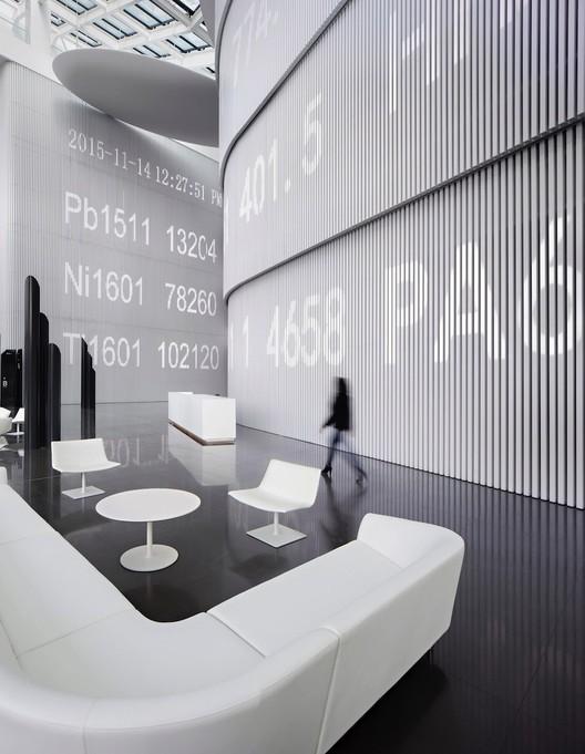 Cortesía de interdesign associates & Javier Callejas Sevilla(Courtesy of Hallucinate Design Office)