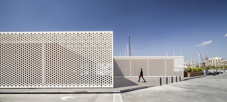 Marina Port Vell / SCOB , © Adrià Goula