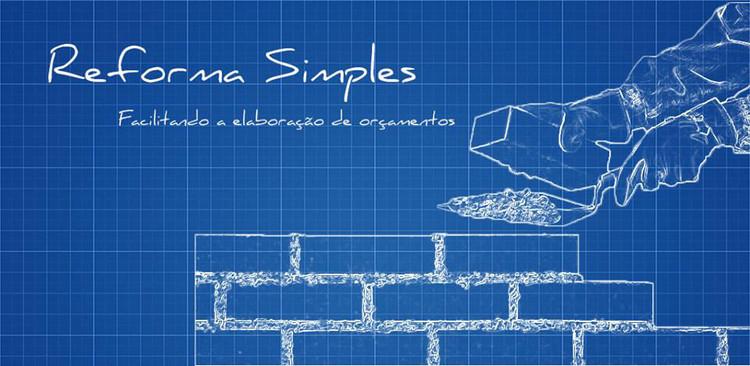 Reforma Simples: o aplicativo que calcula a quantidade de material para reformas e construções