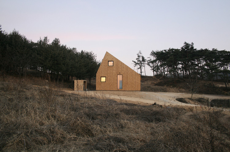 Shear House. Image © stpmj