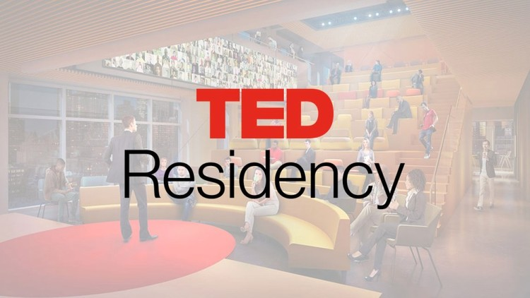Apply Now to TED Residency, © TED