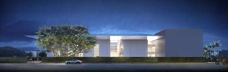 Foster to Break Ground on Norton Museum Expansion in Florida, © Foster + Partners