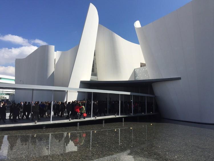 Inaugurado el Museo Internacional del Barroco de Toyo Ito en Puebla, México, Cortesía de Toyo Ito & Associates, Architects. Fotografías por Takayuki Ohara