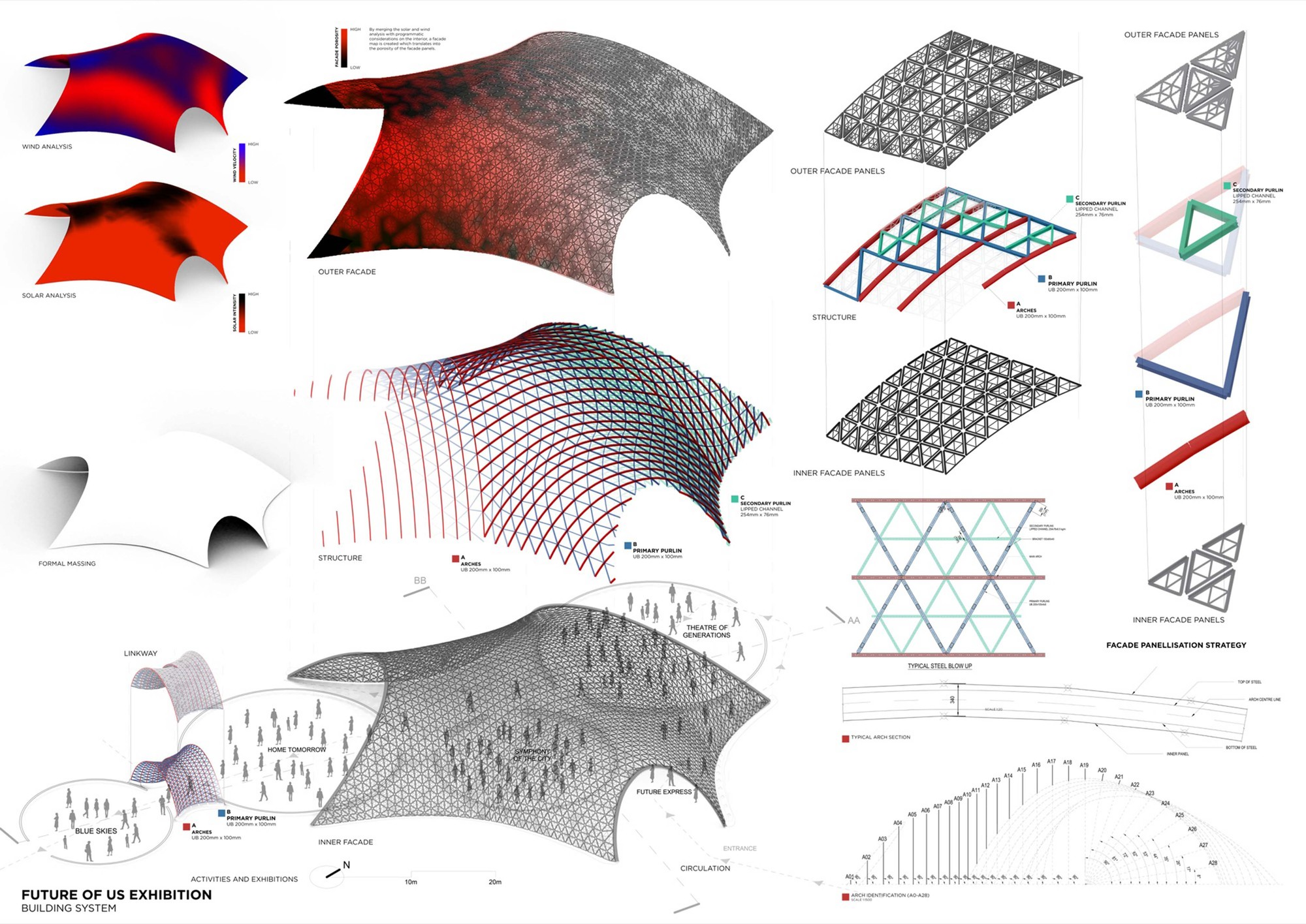 Gallery of 'Future of Us' Structural Building Envelope / SUTD ...