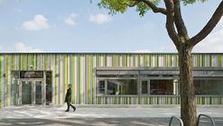 Escuela primaria Baslergasse / KIRSCH Architecture