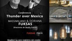 Expo Lighting America 2016 se ilumina con sus invitados estelares: Studio Fuksas / Ciudad de México