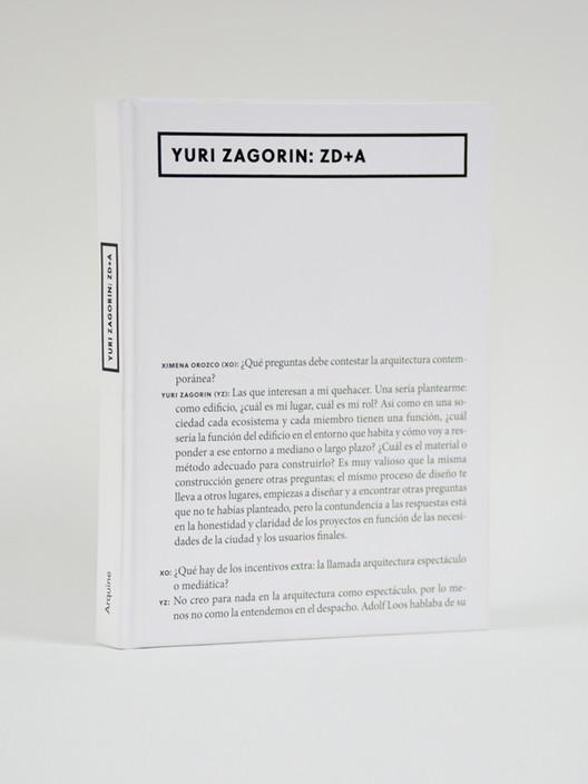 Yuri Zagorin: ZD + A / Arquine