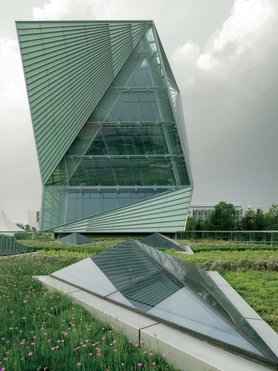 Gallery of centre for sustainable energy technologies for Cucinella architects