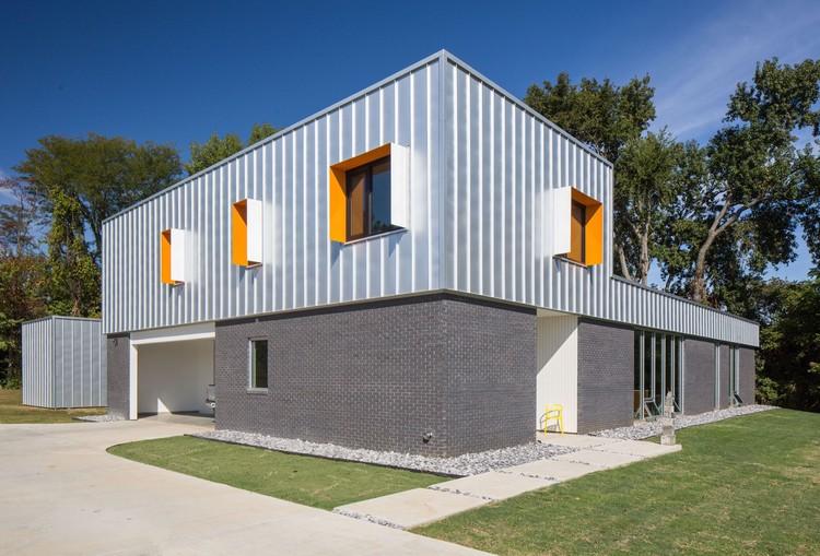 Casa para cinco / designshop, © Chad Mellon Photographer