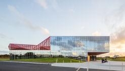 Espacio Cultural de La Hague  / Peripheriques Architectes  + Marin + Trotti Architects