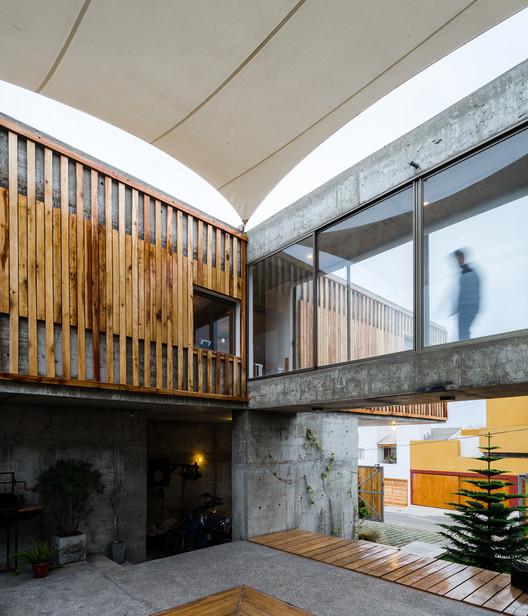 Casa Jardines del Sur  / DX Arquitectos, © Pablo Blanco