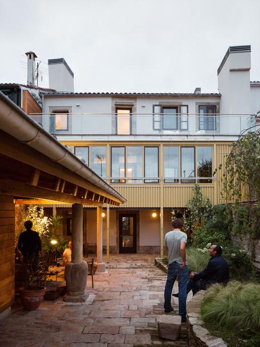 Casa do Medio / ARROKABE Arquitectos, © Luis Díaz Díaz