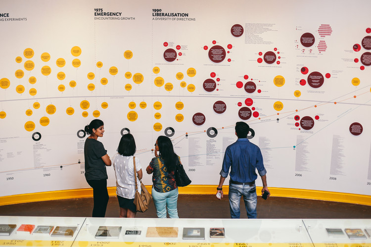 The State of Architecture exhibition. Image Courtesy of State of Architecture