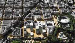 Aprueban plan maestro de uso mixto en Pamplona diseñado por Javier Larraz e Ignacio Olite