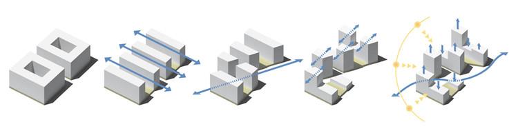 Ideograma. Image Cortesía de Javier Larraz + Ignacio Olite