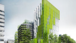 "XTU Architects' ""In Vivo"" Green Project Among Winners of Réinventer.Paris Competition"