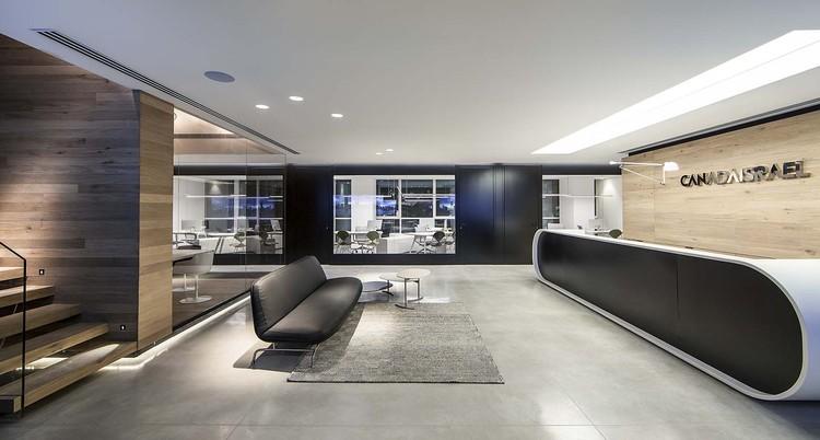 Canada-Israel HQ / Orly Shrem Architects, © Amit Geron