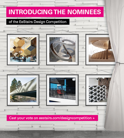 Vote Now: Staircase Design Competition, EeStairs Staircase Design Competition