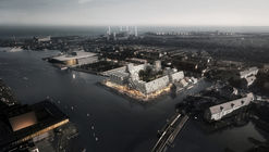 COBE Chosen to Develop Christiansholm Island in Copenhagen