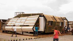 De la idea a la realidad: la construcción de AURA en el Solar Decathlon 2015